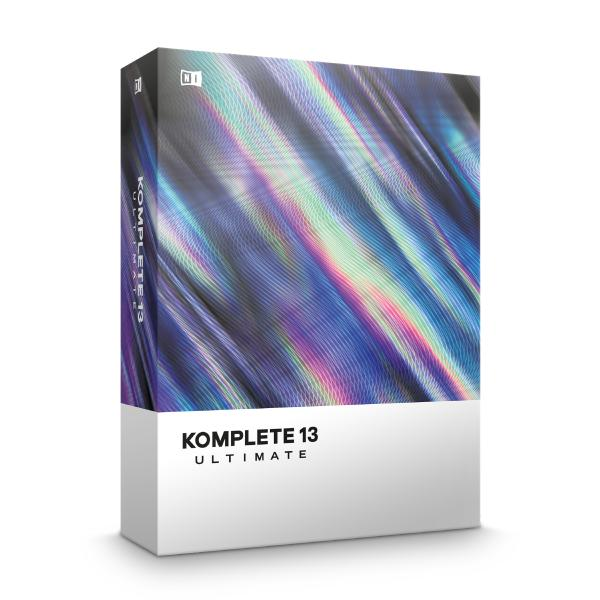 Программное обеспечение Native Instruments Komplete 13 Ultimate
