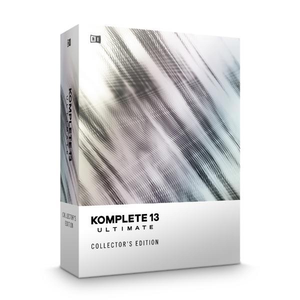 Программное обеспечение Native Instruments Komplete 13 Ultimate Collectors Edition
