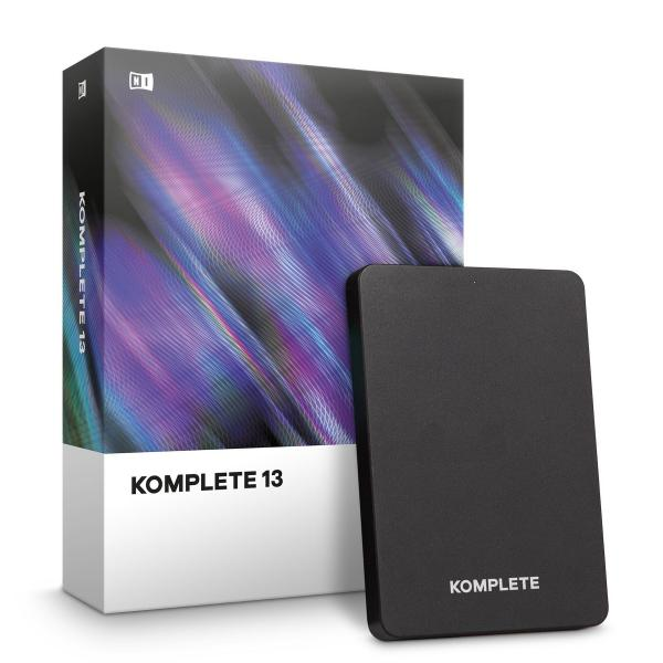 Программное обеспечение Native Instruments Komplete 13 UPD