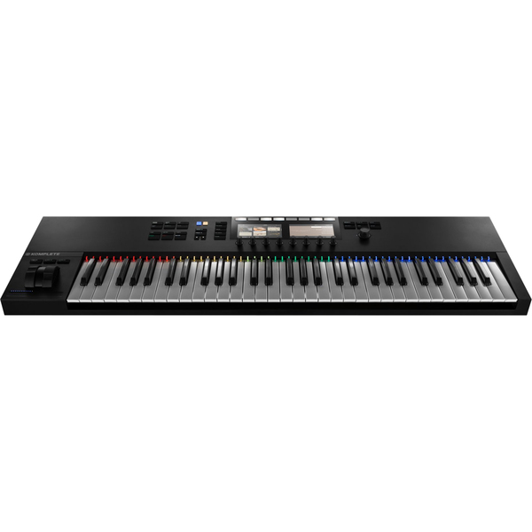 MIDI-контроллер Native Instruments Komplete Kontrol S61 Mk2 аудиоинтерфейс native instruments komplete audio 6