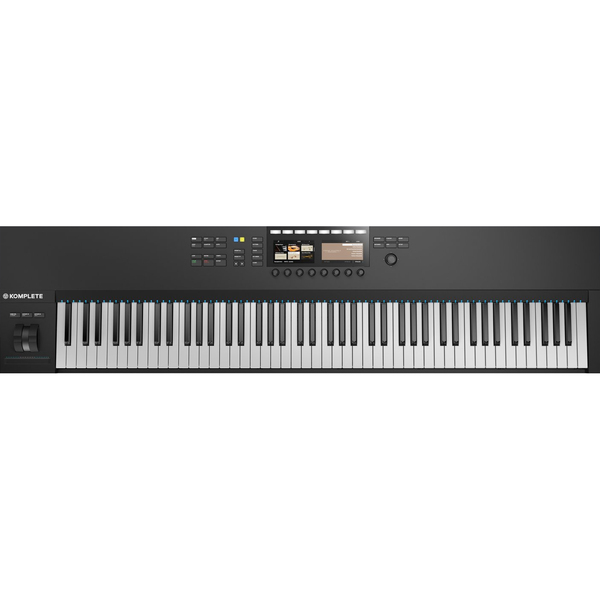 MIDI-клавиатура Native Instruments Komplete Kontrol S88 MK2 аудиоинтерфейс native instruments komplete audio 6
