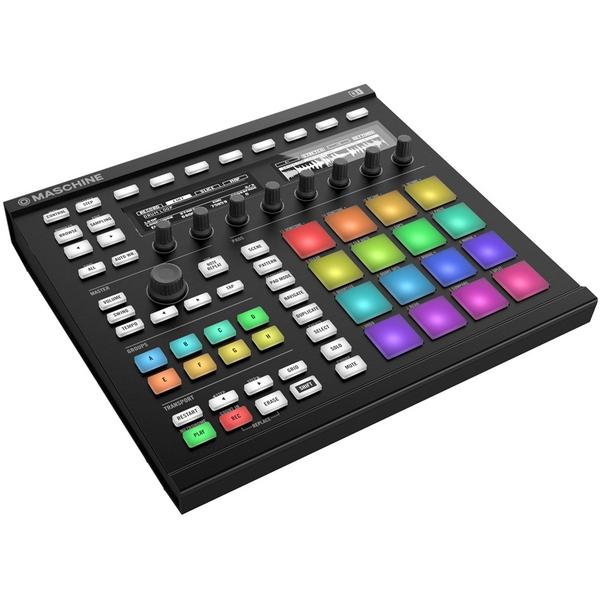 MIDI-контроллер Native Instruments Maschine Mk2 Black midi контроллер alesis sample pad