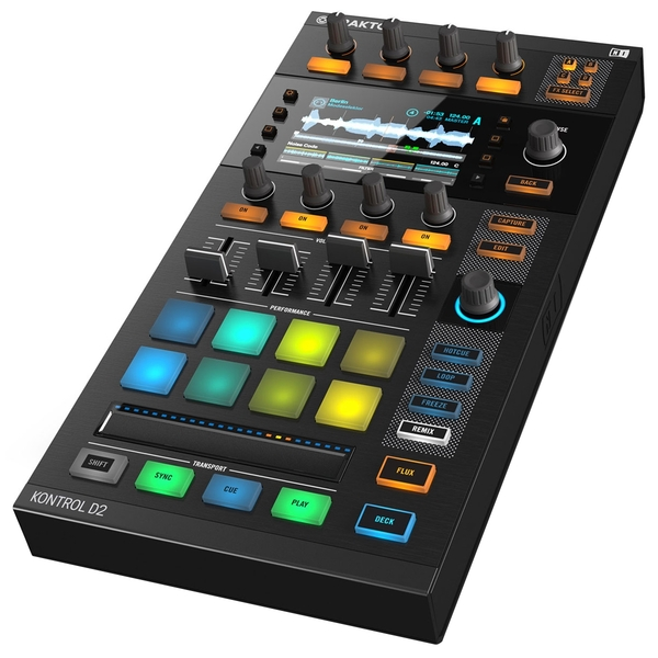 DJ контроллер Native Instruments Traktor Kontrol D2 стоимость