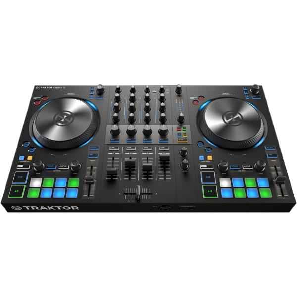 DJ контроллер Native Instruments Traktor Kontrol S3