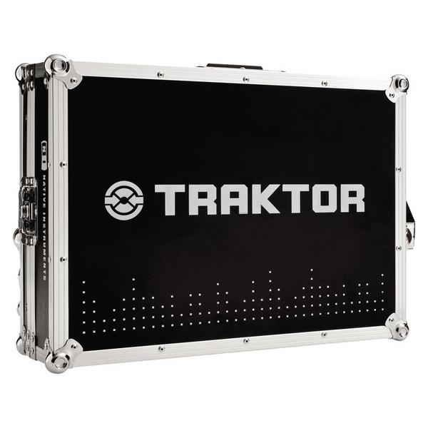 Аксессуар для концертного оборудования Native Instruments Кейс Traktor Kontrol S4&S5 Flightcase кейс для диджейского оборудования thon dj cd custom case dock