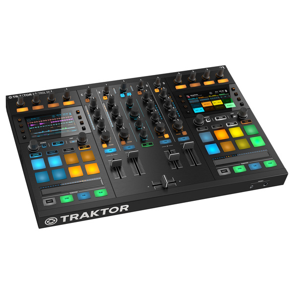 DJ контроллер Native Instruments Traktor Kontrol S5 стоимость