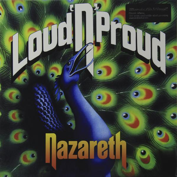 Nazareth Nazareth - Loud'n'proud (180 Gr) clannad clannad magical ring 180 gr
