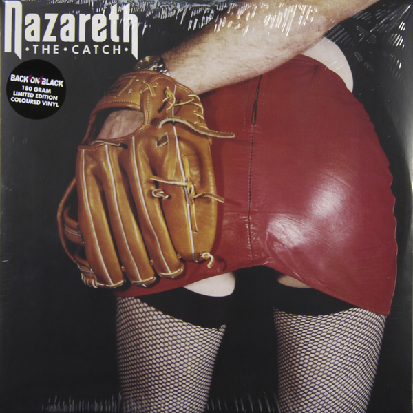 Nazareth Nazareth - Catch (2 LP) nazareth move me limited edition 2 lp
