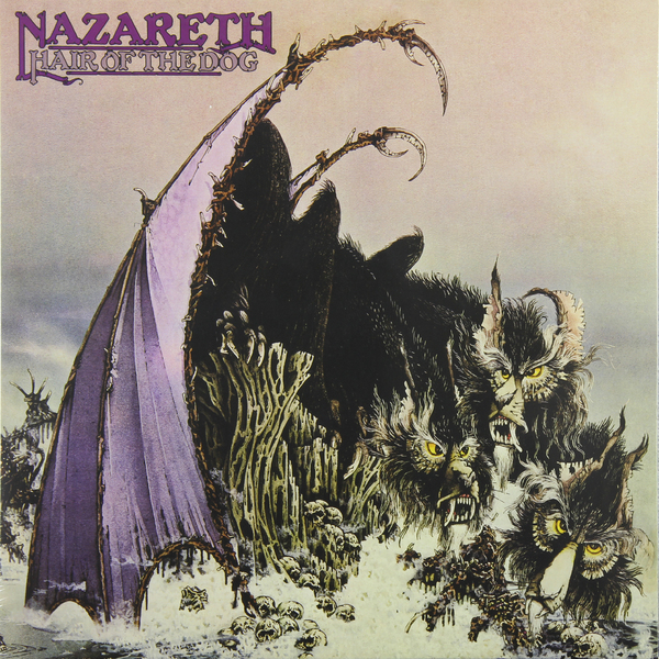 все цены на Nazareth Nazareth - Hair Of The Dog (2 LP)