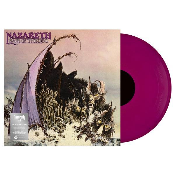 Nazareth Nazareth - Hair Of The Dog (colour) nazareth nazareth greatest hits 2 lp