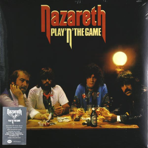 Nazareth - Play 'n' The Game (colour)