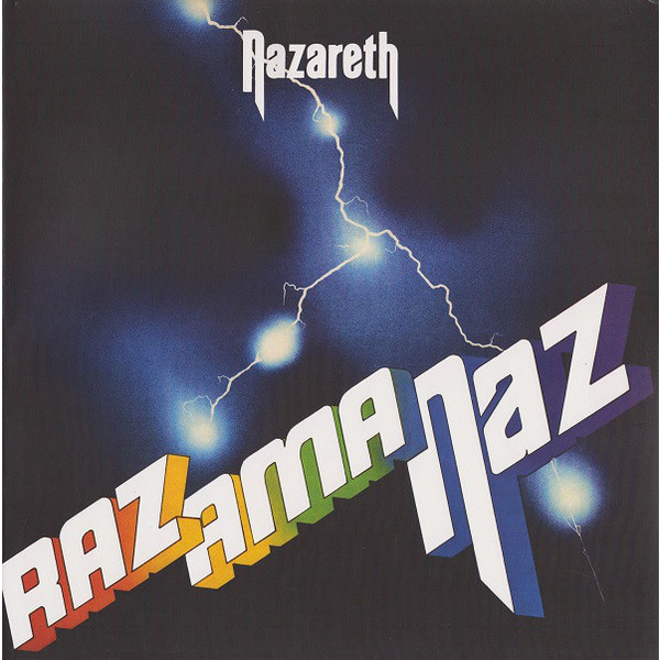 Nazareth Nazareth - Razamanaz (colour, 180 Gr) guano apes guano apes proud like a god 180 gr colour