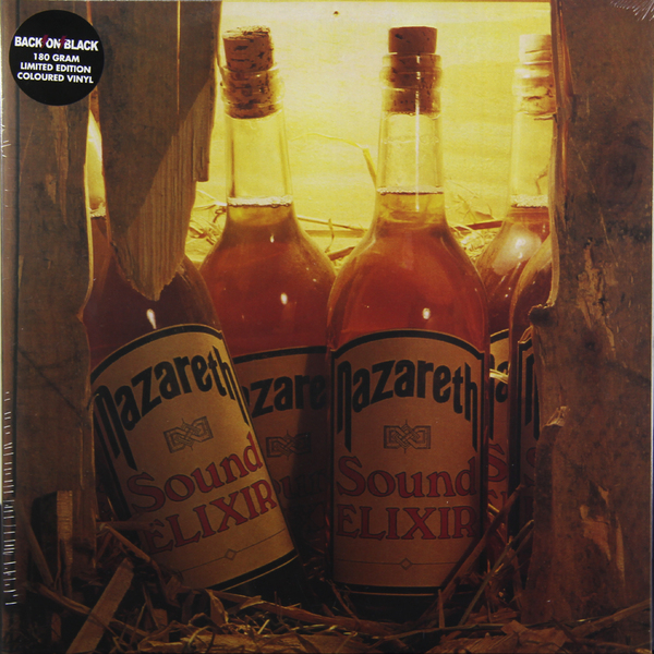 Nazareth - Sound Elixir (colour, 180 Gr)