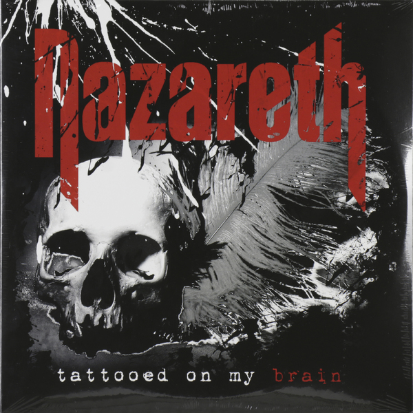 Nazareth Nazareth - Tattooed On My Brain (2 LP) nazareth nazareth 2xs 180 gr colour