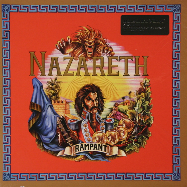 Nazareth Nazareth - Rampant (180 Gr) nazareth nazareth hair of the dog live cd dvd