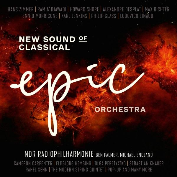 Ndr Radiophilharmonie - New Sound Of Classical: Epic Orchestra (2 Lp, 180 Gr)