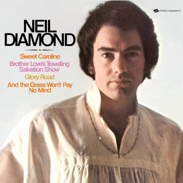Neil Diamond Neil Diamond - Brother Love's Travelling Salvation Show / Sweet Caroline fashion brand cute party wedding shallow round toe crystal bowtie med diamond heels women pumps sweet sexy office lady shoes 15
