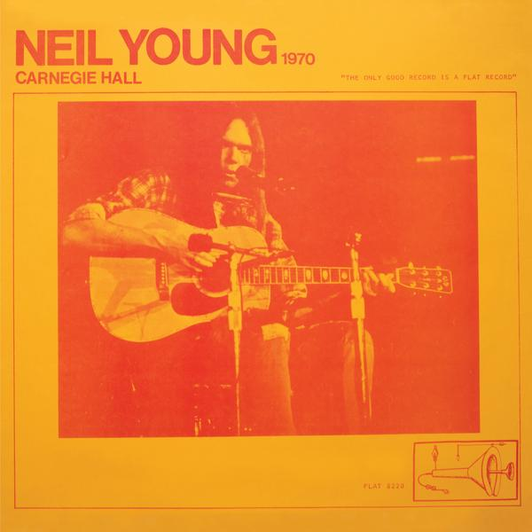 neil young neil young hawks doves Neil Young Neil Young - Carnegie Hall 1970 (2 LP)