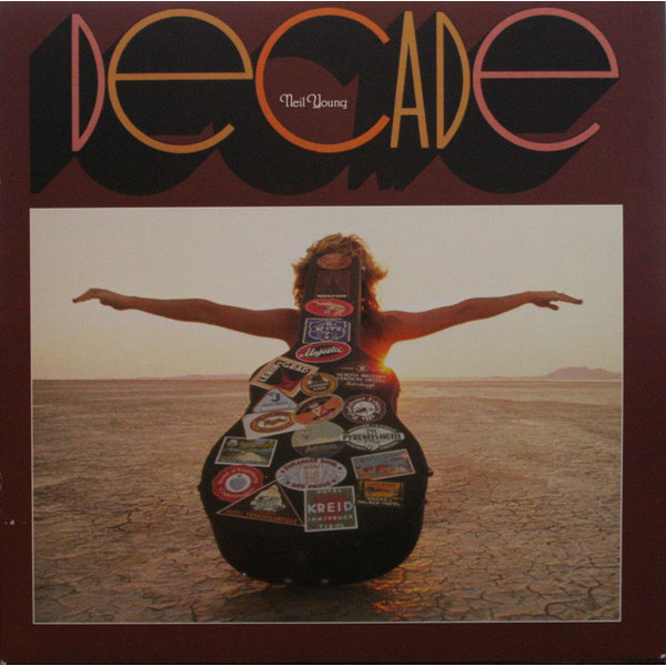 Neil Young Neil Young - Decade (3 LP) neil young neil young earth 3 lp