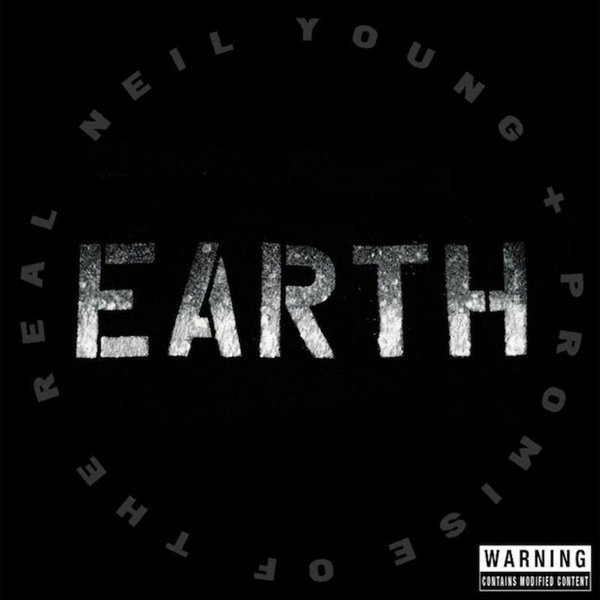 Neil Young Neil Young - Earth (3 LP) цена