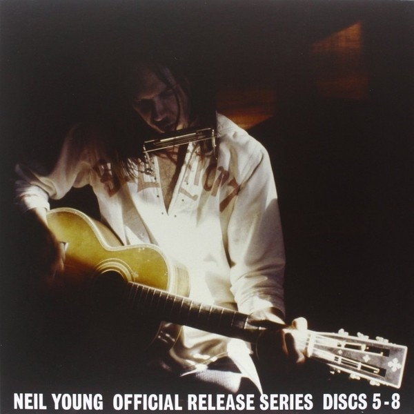 Neil Young Neil Young - Official Release Series Discs 5-8 (4 Lp, 180 Gr) цена