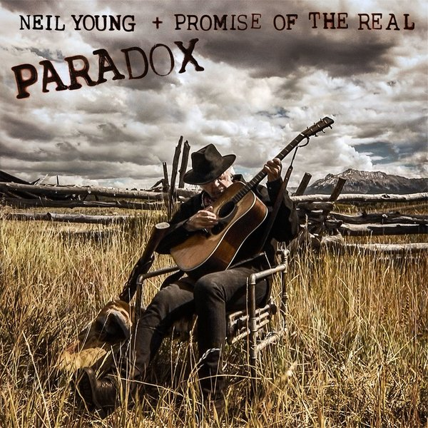 Neil Young Promise Of The Real - Paradox (original Music From Film) (2 LP)