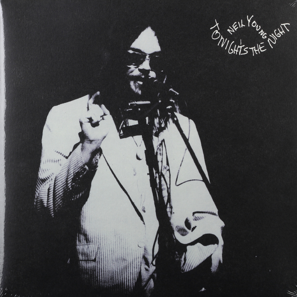 Neil Young Neil Young - Tonight's The Night