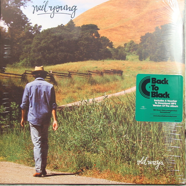 Neil Young Neil Young - Old Ways neil young neil young earth 3 lp