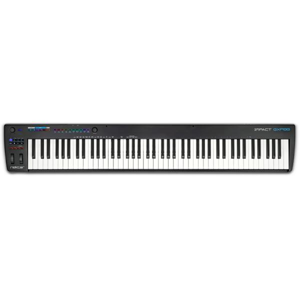 MIDI-клавиатура Nektar Impact GXP88 Black