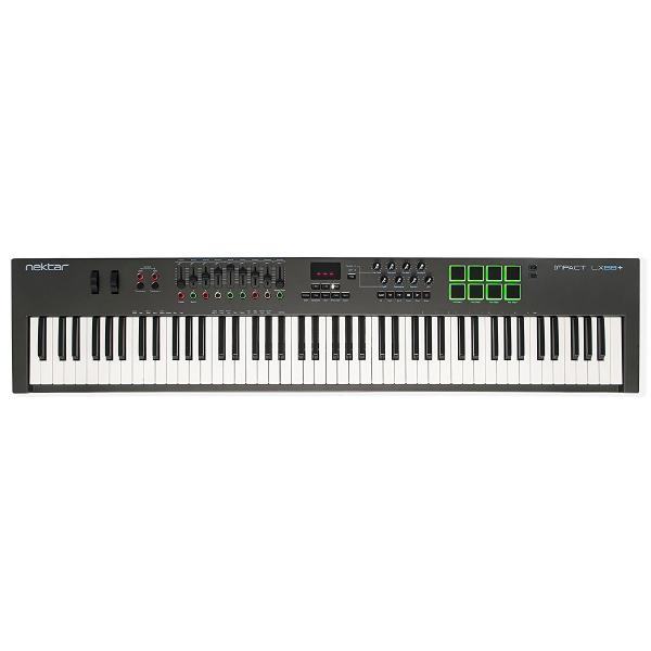 MIDI-клавиатура Nektar Impact LX 88+