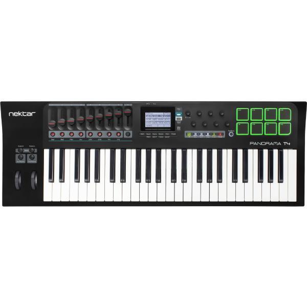 MIDI-клавиатура Nektar Panorama T4