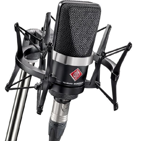 Студийный микрофон Neumann TLM 102 bk studio set