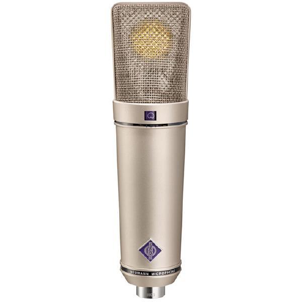 Студийный микрофон Neumann U 89 i