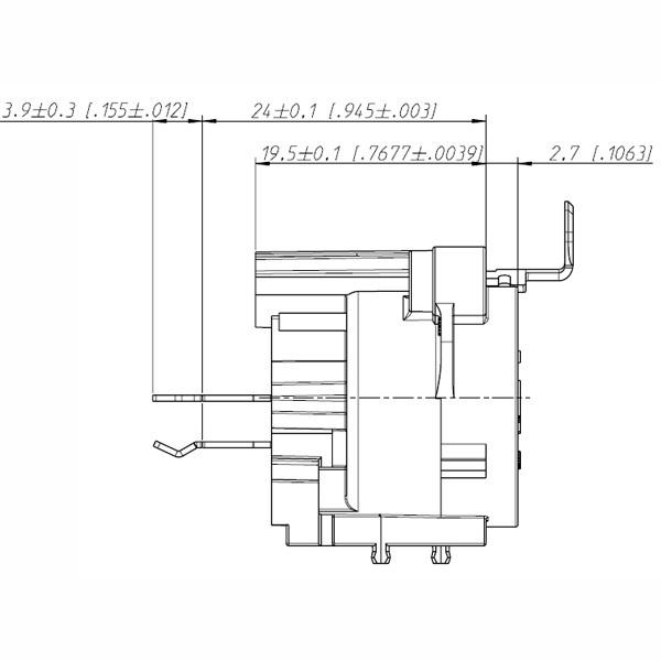 Терминал XLR Neutrik