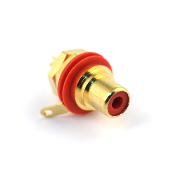 RCA Neutrik Rean NYS 367-2 Red