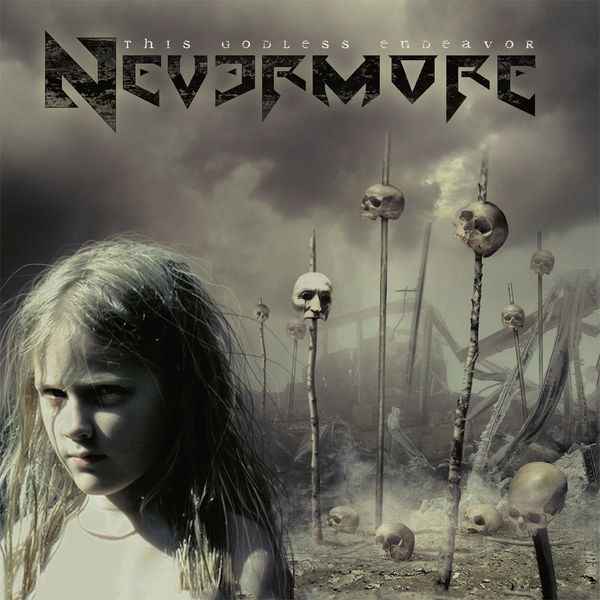 Nevermore Nevermore - This Godless Endeavor (2 Lp, 180 Gr + Cd) цены онлайн