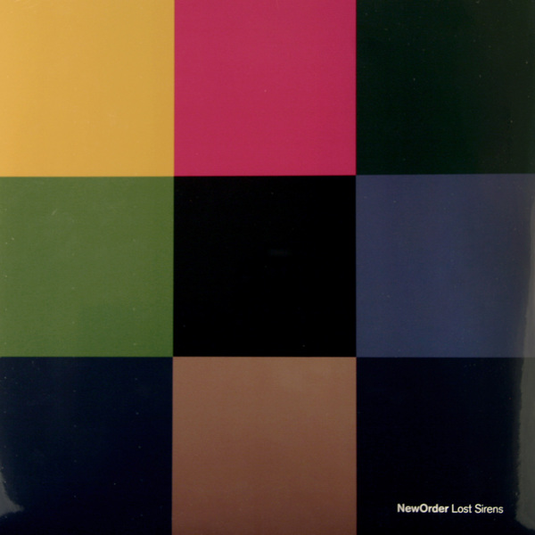 New Order New Order - The Lost Sirens the sirens of titan