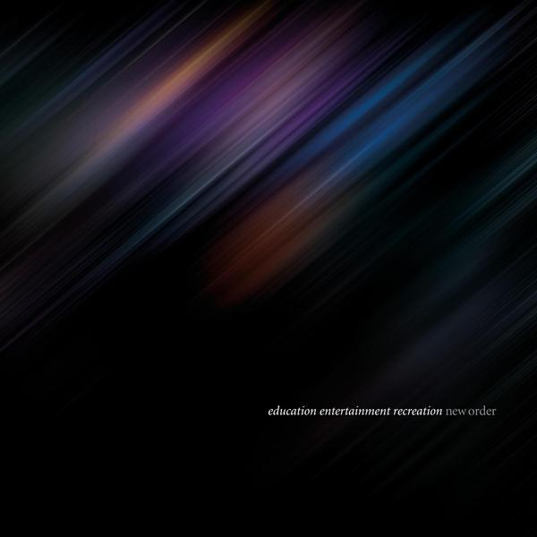 New Order - Education, Entertainment, Recreation (limited, 180 Gr, 3 LP)
