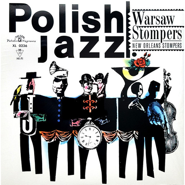 New Orleans Stompers New Orleans Stompers - Warsaw Stompers (180 Gr) guano apes guano apes proud like a god 180 gr colour