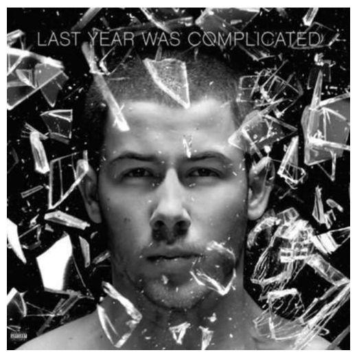 Nicholas Jonas Nicholas Jonas - Last Year Was Complicated цена