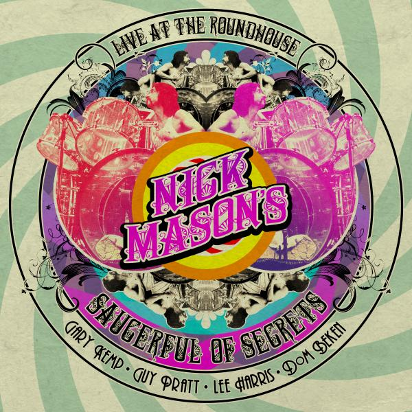Nick Mason Masons Saucerful Of Secrets - Live At The Roundhouse (2 LP)