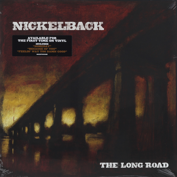 Nickelback Nickelback - The Long Road cd диск nickelback the triple album collection vol 1 the state silver side up the long road 3 cd