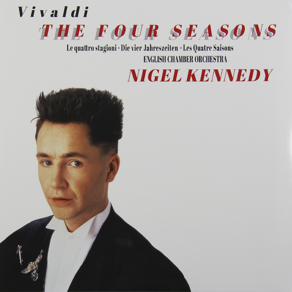 Vivaldi VivaldiNigel Kennedy - : The Four Seasons john f kennedy the brave