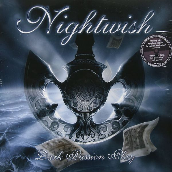 Nightwish Nightwish - Dark Passion Play (2 Lp, 180 Gr) nightwish manchester
