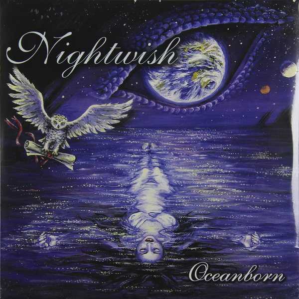 Nightwish Nightwish - Oceanborn (2 LP) цена и фото