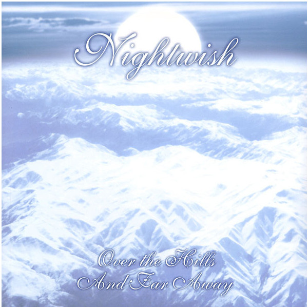 Nightwish Nightwish - Over The Hills And Far Away (2 LP) цена и фото
