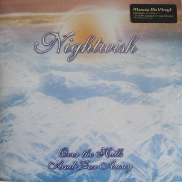 Nightwish Nightwish - Over The Hills And Far Away. Special Celebration Edition (2 LP) nightwish nightwish over the hills and far away special celebration edition 2 lp page 3