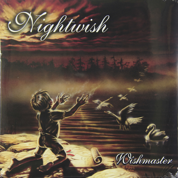Nightwish Nightwish - Wishmaster (2 LP) цена и фото