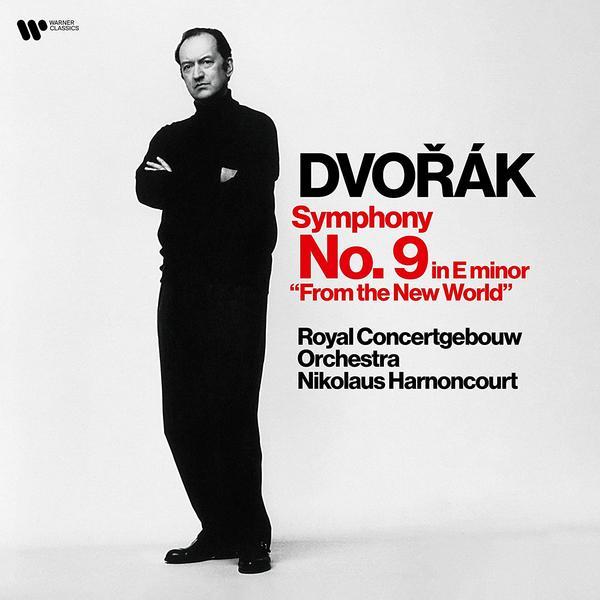 "Dvorak DvorakNikolaus Harnoncourt - : Symphony No. 9 ""from The New World"" (180 Gr)"
