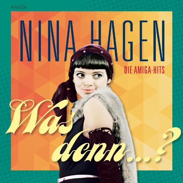 Nina Hagen - Was Denn? (colour)
